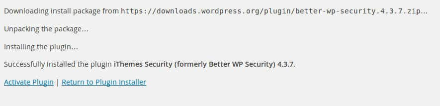 03 sécuriser son site wordpress avec iThemes Security